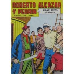 """ROBERTO ALCAZAR Y PEDRÍN  Núm. 239. """" AVENTURA EN ARGELIA""""."""