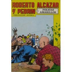 """ROBERTO ALCAZAR Y PEDRÍN  Núm. 171. """" PIRATAS AMARILLOS""""."""