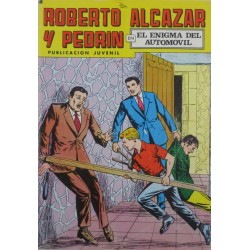 """ROBERTO ALCAZAR Y PEDRÍN  Núm. 182. """" LOS DUENDES DEL CASTILLO""""."""
