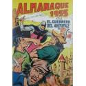 EL GUERRERO DEL ANTIFAZ. ALMANAQUE 1955. REEDICIÓN