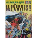 EL GUERRERO DEL ANTIFAZ. ALMANAQUE 1959. REEDICIÓN