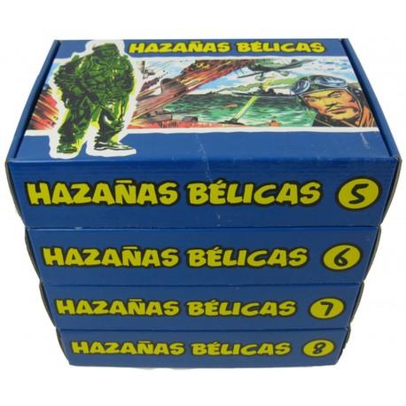 HAZAÑAS BÉLICAS  2ª SERIE. REEDICIÓN