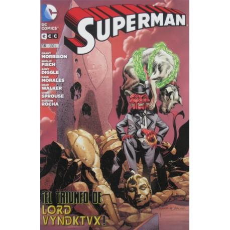 SUPERMAN Núm 16