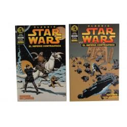 STAR WARS EL IMPERIO CONTRAATACA Núm. 3 Y 4.