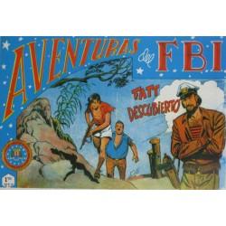 "AVENTURAS DEL FBI. Núm. 120 "" FATT DESCUBIERTO""."