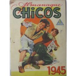 ALMANAQUE CHICOS 1945