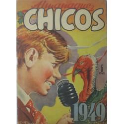 ALMANAQUE CHICOS 1949.
