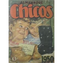 ALMANAQUE CHICOS 1950.