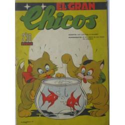 EL GRAN CHICOS. Num 5.