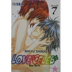 LOVE CELEB  Núm 7