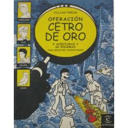 OPERACIÓN CETRO DE ORO