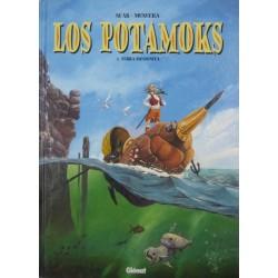 """LOS POTAMOKS.""""LA TIERRA INCÓGNITA"""" Núm 1"""