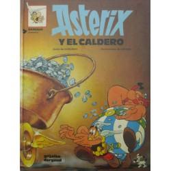 """ASTERIX Núm.13 """"Y EL CALDERO"""""""