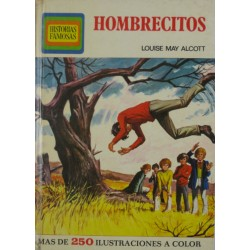 """HISTORIAS FAMOSAS Núm 12 """" HOMBRECITOS"""""""