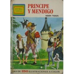 """HISTORIAS FAMOSAS Núm 20 """"PRÍNCIPE Y MENDIGO"""""""