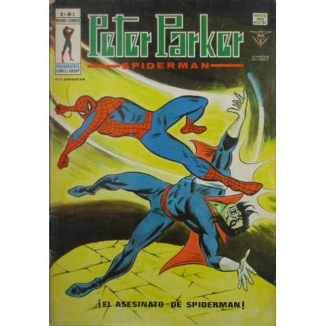"PETER PARKER Núm 3 ""¡EL ASESINATO DE SPIDERMAN!"""