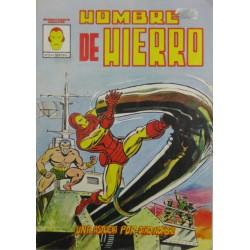 """HOMBRE DE HIERRO Núm 2 """"UNA ASTUCIA POR OTRO NOMBRE"""""""