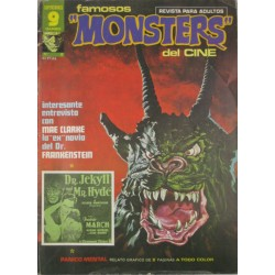 FAMOSOS MONSTERS DEL CINE Núm 6