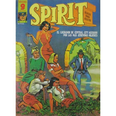 SPIRIT Núm 8