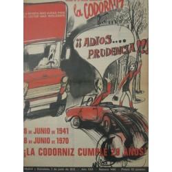 LA CODORNIZ. Núm. 1490.