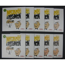 10 DVD MORTADELO Y FILEMÓN