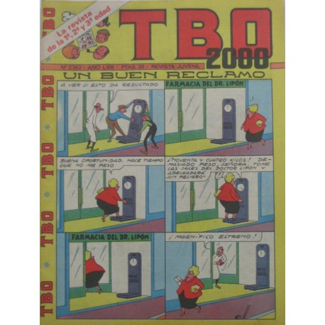 TBO 2000 Núm 2362