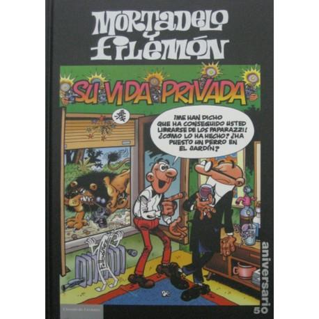 """MORTADELO Y FILEMÓN """"SU VIDA PRIVADA"""""""