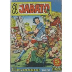EL JABATO ALMANAQUE 1960