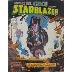 "STARBLAZER Núm 2 ""¡CÚPULAS DE MUERTE!"""