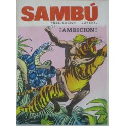 SAMBÚ Núm 4 ¡AMBICIÓN!