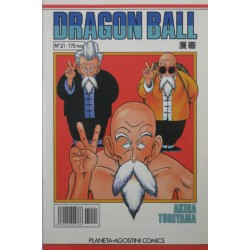 DRAGON BALL Núm 21