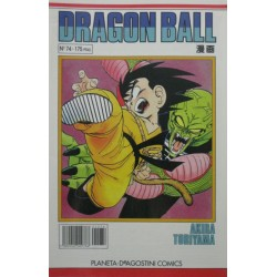 DRAGON BALL Núm 74