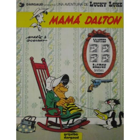 "LUCJY LUKE Núm 28 ""Mamá Dalton"""