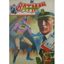 BATMAN. EL HOMBRE MURCIÉLAGO. LIBROCÓMIC. NÚM.9.