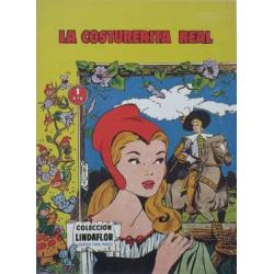 "LINDAFLOR Núm 138 ""LA COSTURERITA REAL"""