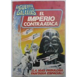 LA GUERRA DE LAS GALAXIAS. EL IMPERIO CONTRAATACA. Núm 5.