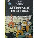 "LAS AVENTURAS DE TINTIN ""ATERRIZAJE EN LA LUNA"""