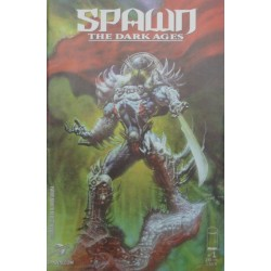 SPAWN THE DARK AGES Núm 1