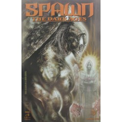 SPAWN THE DARK AGES Núm 8