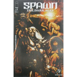SPAWN THE DARK AGES Núm 5