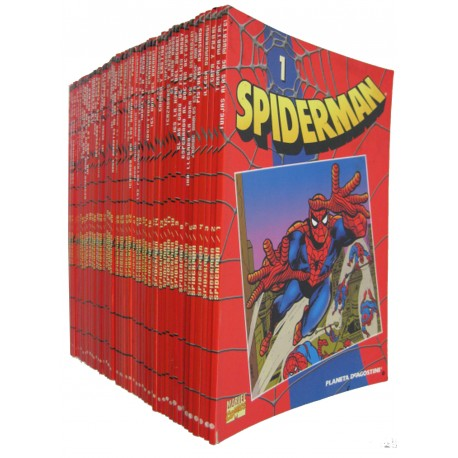 SPIDERMAN. completa