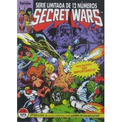 SECRET WARS . Núm 6 .