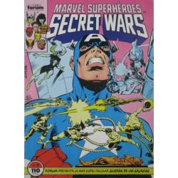 SECRET WARS . Núm 7.