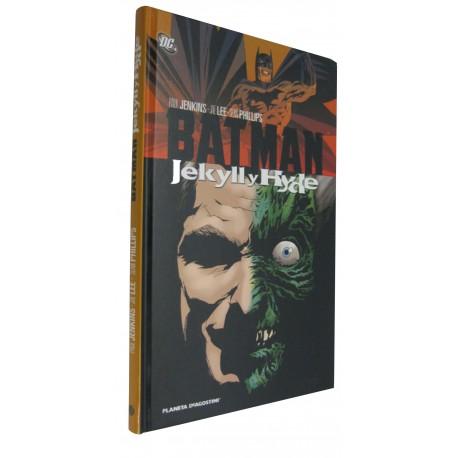 BATMAN JEKYLL Y HIDE