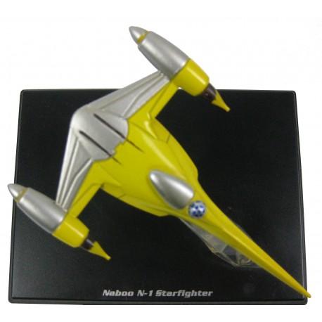 MAQUETA NAVE STAR WARS NABOO N-1 STARFIGHTER
