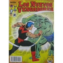 LOS NUEVOS VENGADORES Núm 25.