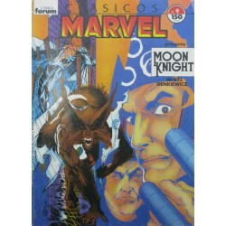 CLÁSICOS MARVEL Núm 9 MOON KNIGHT