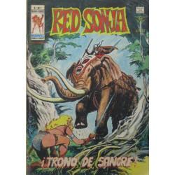 """RED SONJA VOL 1. Núm 7 """"¡TRONO DE SANGRE!"""""""