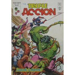 """TRIPLE ACCION VOL 1 Núm 21 """"JARDIN DE MUERTE"""""""