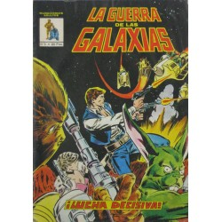 """LA GUERRA DE LAS GALAXIAS Núm. 5 """" ¡LUCHA DECISIVA!"""""""